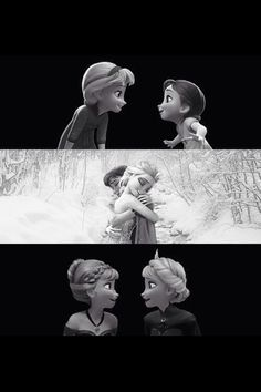 frozen sisters - so cute!