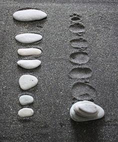 Les galets de nOnza: ...sable émouvant (I) Beach Art, Tbm, Convenience Store, Ainsi, Stones, Images, Google, Nature, Design