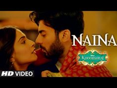 'Naina' VIDEO Song | Sonam Kapoor, Fawad Khan, Sona Mohapatra | Amaal Mallik | Khoobsurat - YouTube