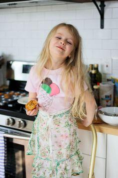 Make Gluten-Free Sweet Potato Muffins with Lesley Graham for Handmade Charlotte