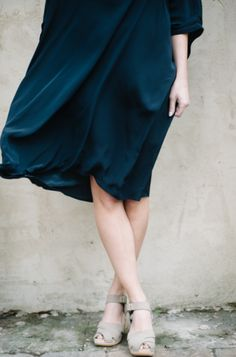 elizabeth suzann artist dress | photo katie decker hyatt