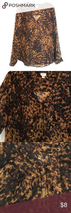 Printed blouse Printed blouse Tops