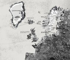 Picturing Scandinavia for the NOMA - Phaidon - book by www.hannahwarren.com