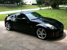Nissan 350z maybe my future.