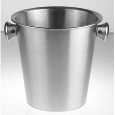 Picture of Satin Ice Bucket Hospitality Supplies, Bucket, Satin, Ice, Satin Tulle, Aquarius, Ice Cream, Silk Satin, Tape