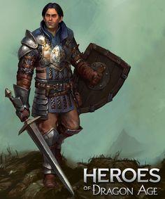 Grey Warden Loghain
