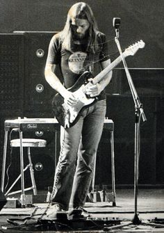 Pink Floyd,                                                                                                                                                                                    David Gilmour