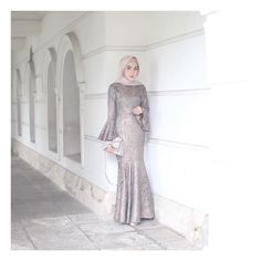 "13.3k Likes, 91 Comments - hamidah rachmayanti (@hamidahrachmayanti) on Instagram: ""Im wearing dress by @rcxmm  Clutch by @vanillaforfashion  Photo by @ayuindriati"""