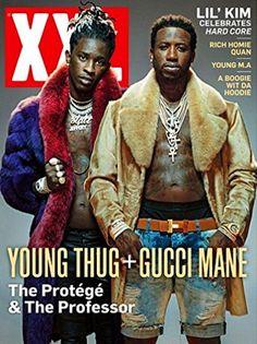 XXL Magazine Fall 2016 YOUNG THUG, GUCCI MANE, Lil Kim, Rich Homie Quan - NEW