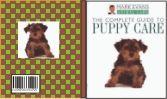 Puppy care book