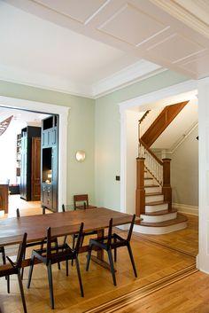 Park Slope Brooklyn Townhouse Renovation Ensemble Architecture