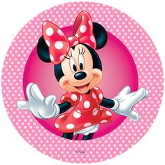 Oblea Minnie 2 - Modecor