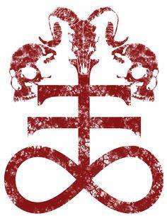 Satanic Cross, Satanic Art, Occult Symbols, Occult Art, Leviathan Tattoo, Theistic Satanism, Satanic Tattoos, Satanic Rituals, Horror Themes
