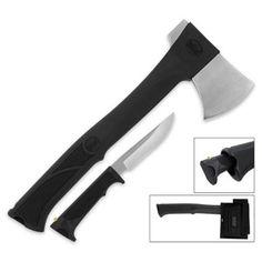 United Cutlery Axe With Hidden Knife