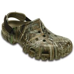 5bcb70bb Crocs Adults' Offroad Sport Realtree Xtra Clogs - view number 2 Off Road  Shocks,