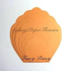 Resultado de imagen para free paper flowers templates
