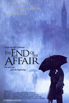 The End of the Affair is a moving film directed by Neil Jordan and adapted from the novel by Graham Greene. Description from reeldiary.blogspot.com. I searched for this on bing.com/images