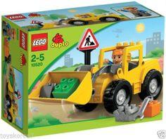 LEGO Duplo Pre-school 10520 Big Front Loader NEW Factory Sealed