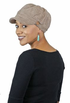 The Dublin Corduroy Tweed Newsboy Cap for Women. Makes a great chemo hat 5990d7d680b2