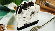 Oreo, Panna Cotta, Ice Cream, Pudding, Cake, Food, Sherbet Ice Cream, Pie Cake, Dulce De Leche