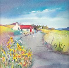 Miriam Smith | Western Spring - Beauly Gallery