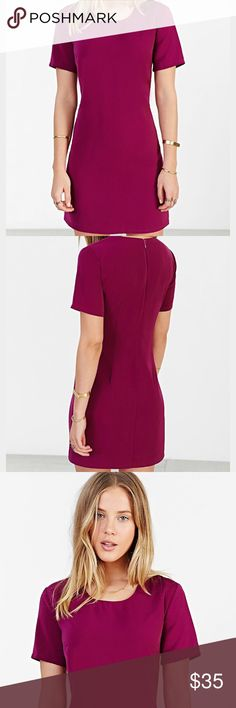 XS Urban Outfitters Purple / pinky  T shirt dress Brand new with tags attached. Urban Outfitters Dresses