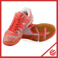 2014 New Women badminton shoes professional badminton shoes Affixed to the ground TD lining AYTJ058