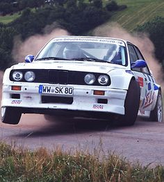 BMW M3 Rally Car  BMW  Pinterest  Cars Sweet and BMW