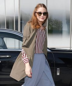WHO: Olivia Palermo WHERE:Rolls-Royce event, New York City WHEN: May 8, 2015