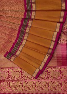 Kanakavalli - Handloom Silk Saree