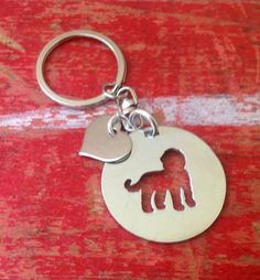 NEW Labradoodle Goldendoodle Custom Keychain Dog Lover. by tagsoup, $18.00