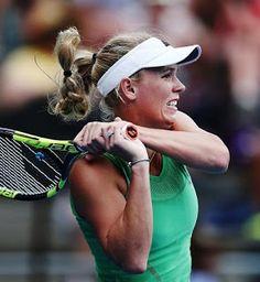 Blog Esportivo do Suíço:  Wozniacki atropela americana e estreia voando no WTA de Auckland