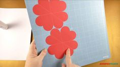My cut cardstock on my Cricut cutting mat for my Pop Up Heart Card Heart Pop Up Card, Pop Up Card Templates, Rainbow Card, Heart Crafts, Art N Craft, Pop Up Cards, Stamping Up, Be My Valentine, Diy Cards