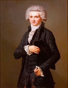 Maximilien de Robespierre - Pierre Roch Vigneron (french, formely believed to be a copy after the pastel drawing by Adélaide Labille-Guiard French History, European History, World History, Die Revolution, French Revolution, Marie Antoinette, Maximilien De Robespierre, Rey Luis Xvi, Pintura