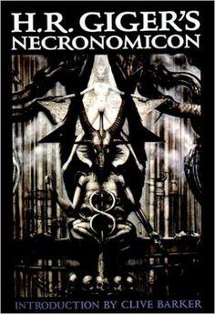 H. R. Giger's Necronomicon: H. R. Giger: 9780962344725: Amazon.com: Books