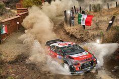 シトロエン:WRC 第3戦 ラリー・メキシコ レポート  [F1 / Formula 1]
