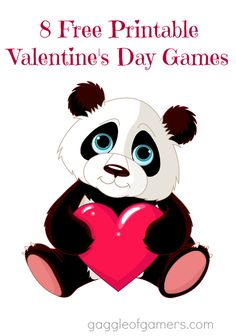 valentine surprises games
