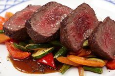 Gman's Venison - This is recipe good for either Venison steak or Backstrap.