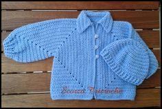 Scorzo Tricroche: Crochê para bebê