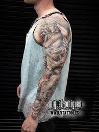 Resultado de imagen de tattoo david de miguel angel