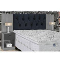 As cabeceiras fazem toda a diferença na decoração do quarto e ainda complementam a cama. Ao escolher sua cabeceira analise o estilo da decoração e o tamanho do espaço, já que há opções com prateleiras, criado-mudo e outros detalhes.