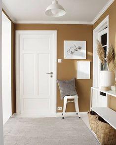 Interior design trends of 2019 Interior Wall Colors, Living Room Trends, Living Design, Master Bedroom Interior, Living Room Designs, House Colors, Interior Design, Home Decor, House Interior