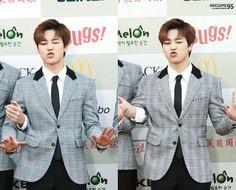 150128 - BTS @ Gaon Chart Award ♡