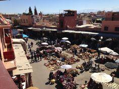 Plaza de la medina Marrakech, Plaza, Dolores Park, Street View, Travel, Pictures, Viajes, Destinations, Traveling