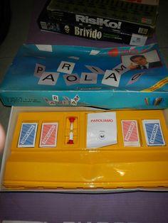 giochi di società anni 80 paroliamo   18€