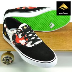 mouse emerica | Emerica × MOUSE [エメリカ×マウス コラボ] THE PROVOST SLIM ...