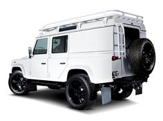 Bespoke Land Rover Defender - The Alpine Edition By Twist Performance