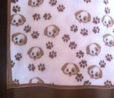 Cobertor Soft Pet M - 80x65cm