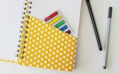 {Tutorial} Fazendo envelope para caderno/planner/agenda