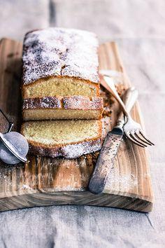 pound cake.